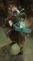 League - Ekko by b-oots