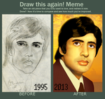 Meme  Before and After -  Amit by Yatanis