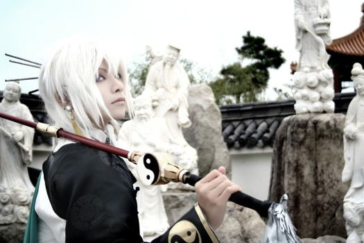 Warriors Orochi 2 Cosplay by yuegene