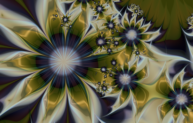 Flowers of dream by Margot1942