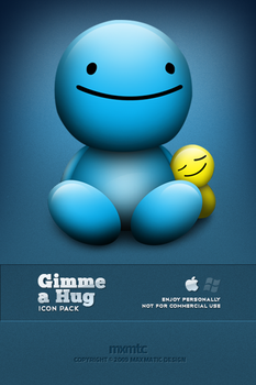 Gimme A Hug by mgilchuk