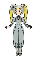 Peach - Hera (Protector of the Concord Dawn) by KatLime