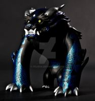 New Foo Dog Photos - 1 by Felissa