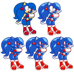 SonicSwimsuitNikkiComp by Frost-Lock