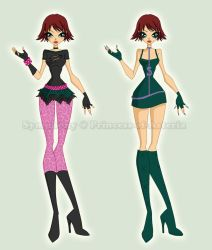 Symphony Designs by Princess-of-Asteria