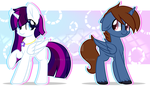 MLP movie style 1 [gift] by Twily-Star