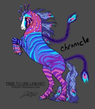 Chronicle by KThunderWolf