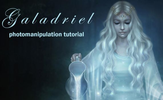 Galadriel tutorial by Incantata