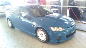 2012 HDT Commodore SS Group A by TricoloreOne77