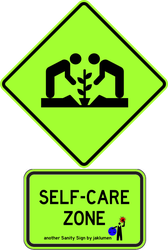Self Care Zone by jaklumen