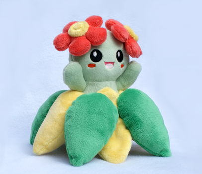 Bellossom Plush by Draxorr