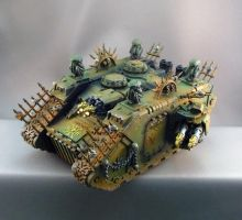 Chaos Land Raider by Rogue428