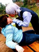 JR: UsagixMisaki by blacky-cosplay
