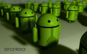 Android Model C4D by synetcon