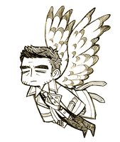 another tiny cas by whitekitestrings