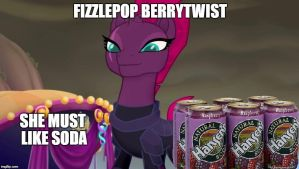 Mlp: Tempest's True Name Meme by Madarao123