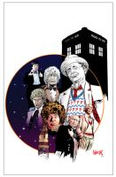 Dr. Who Classics IV 4 by CharlieKirchoff