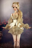 OOAK Porcelain BJD Doll by Forgotten Hearts by FHdolls