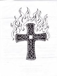 Rob's Art - The Cross by GuruGrendo