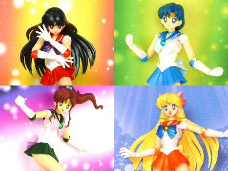 Sailor Moon S.H. Figuarts by MoonCollectar