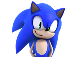 Sonic The-Hedgehog Render C4D by FlsdhTH003