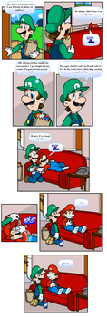 Pranksters 2: Page 1 by Nintendrawer