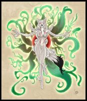 Mother to us All - Color by Thally