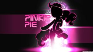 Pinkie Pie Dance Wallpaper by CreativPony