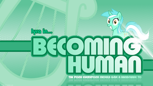 Becoming Human (Pony Everypony Should Handshake) by derplight