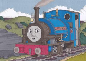 Sir Handel by Nick-of-the-Dead