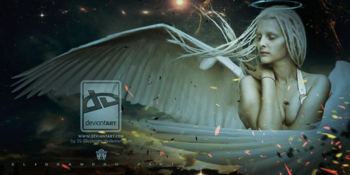 Angel by 35-Elissandro