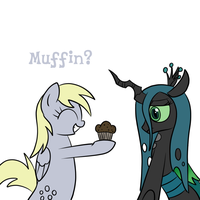 SSR - Muffin for the Bug Pony? by Scramjet747