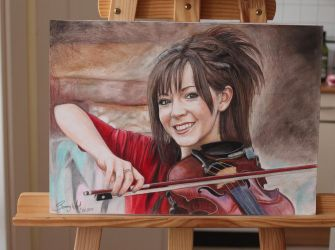 Lindsey Stirling by Sajana25