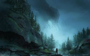 Eldritch Sightings by JJcanvas