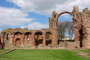 Legends of Lindisfarne by BricksandStones