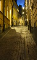 Small alleys #15. Stockholm by russiansphinx