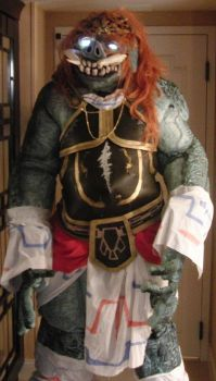 Original Design Ganon cosplay by jaredjlee