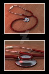Stethoscope by reshma-artwork