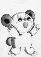 teddyursa pokemon final design by Darkdream-Vampire