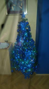 Christmas tree  by xxphilipshow547xx