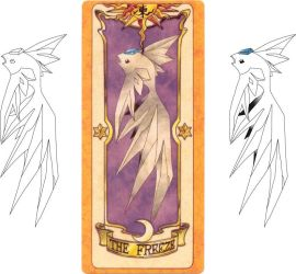 Vectorization - CLOW Freeze by layg00