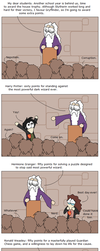 Points to Gryffindor by PheaVampire