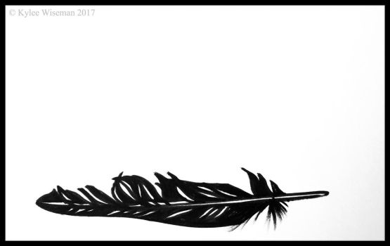Feather by WaryCassowary