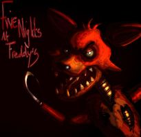 Five nights At Freddy's Foxy by DavidUnwin