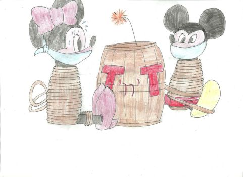 MICKEYMOUSE000024 REQUEST 1 by DSegno92