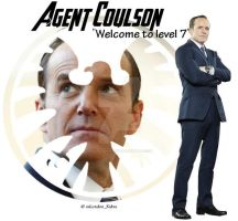 Agent Coulson - Welcome to level 7 by xxLondonKidxx
