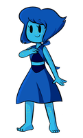Commission: Lapis Lazuli by BlueMoonRocket