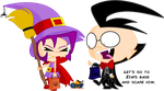 Let's Go Scare Zim by Tiny-Toons-Fan