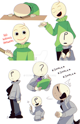 even more baldi's by Yatsunote