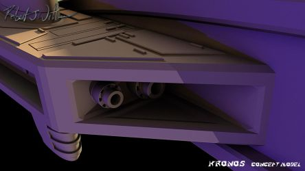 My Version Of Kronos 1 Study Model part 92 by XFozzboute